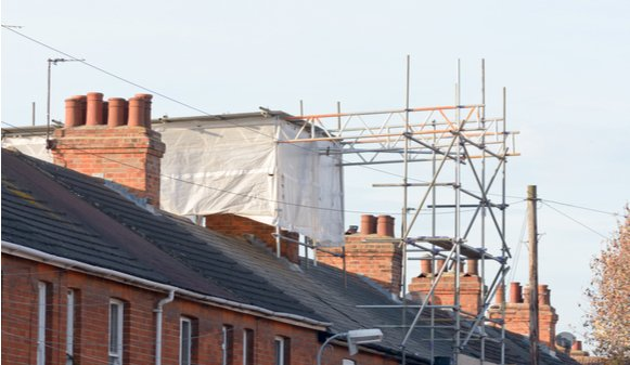 loft extension funded by Second Charge mortgage